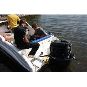 Диагностика и техническое обслуживание подвесных лодочных моторов.