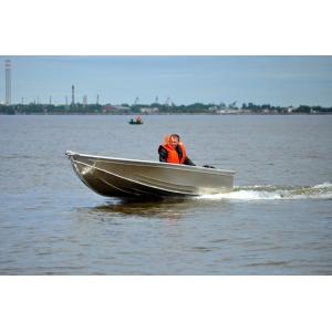Лодка Абрис 400