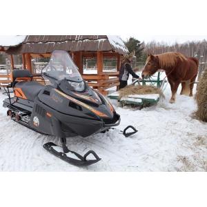 Продаем cнегоход Тайга Патруль 550 SWT