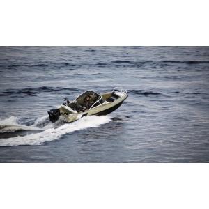 Продаем катер (лодку)  Grizzly 470 DC