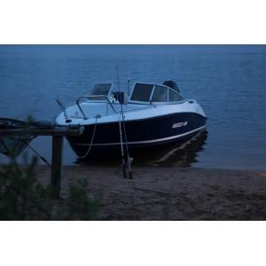 Продаем катер (лодку)  Grizzly 490 DC