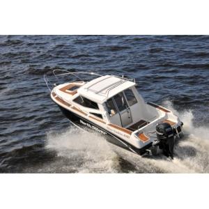 Продаем катер (лодку)  NorthSilver 690 Star Cabin