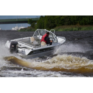 Продаем катер (лодку)  NorthSilver PRO 520 M