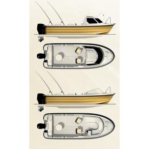 Продаем катер (лодку)  Smartliner 21