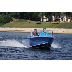 Продаем лодку Windboat 42 M Pro