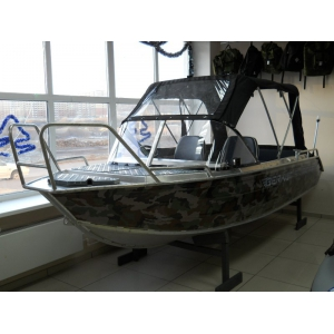 Продаем лодку (катер)   Berkut S-Jacket