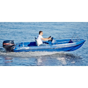 Продаем лодку (катер)  Laker T410 Console
