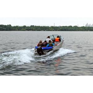 Продаем лодку (катер)   Quintrex 455 Coast Runner
