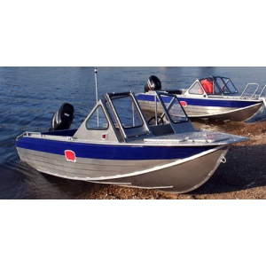 Продаем лодку (катер)  RusBoat 45
