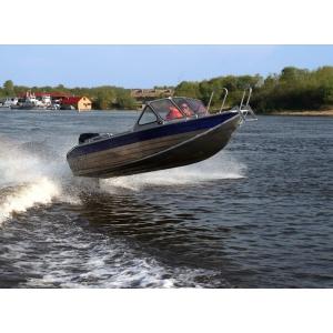 Продаем лодку (катер)  RusBoat 47