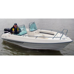 Продаем лодку (катер)  Terhi 475 Twin C