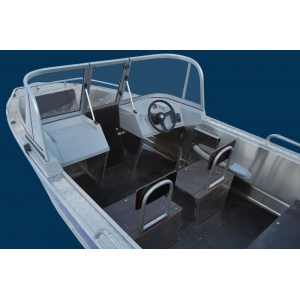 Продаем лодку (катер)  Windboat 47 DCM