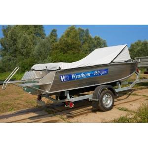 Продаем лодку (катер)  Wyatboat 460 Pro