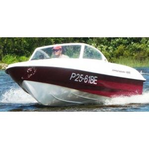 Продаем лодку (катер)  Афалина 400