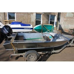 Продаем лодку (катер)  Бестер 490