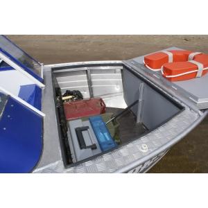 Продаем лодку (катер)  Салют-480 Classic