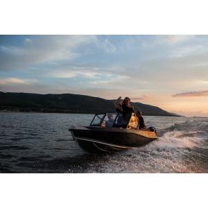 Продаем лодку (катер)  Салют-480 PRO Mirage