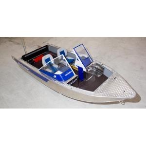 Продаем лодку (катер)  Салют-480М Classic