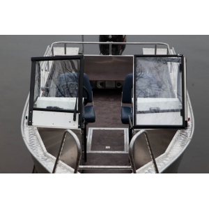 Продаем лодку (катер)  Салют-480М PRO