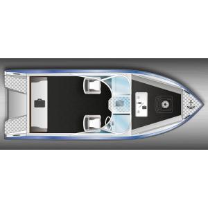 Продаем лодку (катер)  Волжанка 47 Фиш