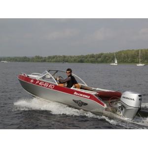 Продаем лодку (катер)  Волжанка 47 Классик