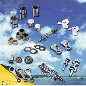 Продаем  запчасти для лодочных моторов Yamaha,    Honda,    Suzuki,    Tohatsu,    Mercury.