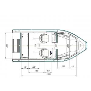 Продажа катеров Беркут MDC,   организуем доставку по России