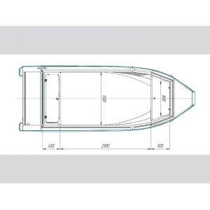 Продажа катеров Беркут S,   организуем доставку по России