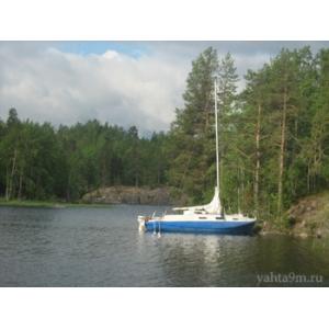 Вахтенный журнал яхты Санкт-Петербург